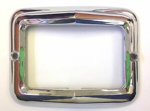 1950 Chrysler Windsor and Royal Park Light /Turn Signal  Bezel, NEW OLD STOCK!