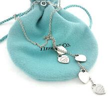 Tiffany & Co. Halsketten und Anhänger