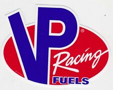 LARGE VP RACING FUELS BUMPER STICKER DECAL HOT ROD NASCAR NHRA CAR FUEL GAS 5X7