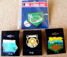 4 pins Field of Dreams Dyersville, IA NY New York Yankees Chicago White Sox pin