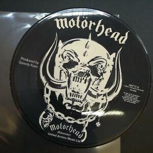 "* MOTORHEAD - MOTORHEAD (7"" PICTURE DISC)"