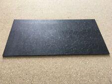 """Kirinite: BLACK ICE 1/8"""" 6"""" x 12"""" fogli per la lavorazione del legno, Coltello rendendo, Bush"""