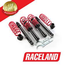 RACELAND COILOVERS SUSPENSION KIT AUDI A4 B8 S LINE SALOON 1.8 2.0 TDI 2008-2015