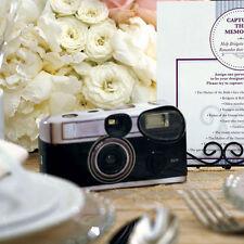 10 x Einwegkamera 'Vintage' Hochzeitskamera Kamera Hochzeit mit Blitz