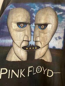 Vintage PINK FLOYD Division Bell 1994 European Tour T-Shirt Band Tee Large L