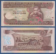 Etiopia/Etiopia 10 etiopico 2008 UNC p.48 e