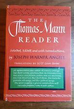 The Thomas Mann Reader,Joseph Warner Angell,1960, Alfred A. Knopf