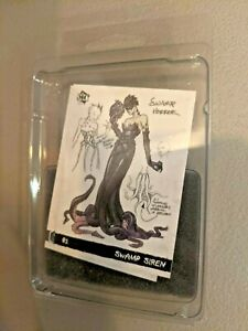 MiniCrate - DI WULFE IN SHEEP'S CLOTHING and SWAMP SIREN Oct 2017 - New in Box