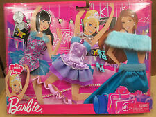 2011 Barbie Fashion Gift Set I CAN BE...NRFB