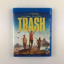 Trash (Blu-ray, 2015)