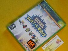 ULTRA BUST A MOVE  Microsoft XBOX PAL VERSION NUOVO NEW SEALED  LOOK PHOTO