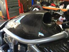 Speed Deamon Scoop Airboxcover VRSC® VROD® Carbon V-Rod® Nightrod® Muscle®