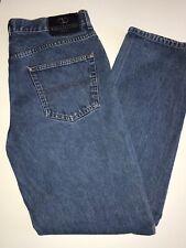 "Mens VALENTINO Classic Straight Leg Regular Jeans Size (UK) W 34"" L 32"""