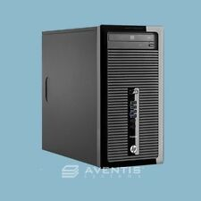 HP Business ProDesk 400 G1 Tower Core i5 3.4GHz Quad Core /8GB / 4TB / Win 7