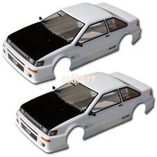 COLT 200mm Body AE86 M1129 x 2pcs Combo RC Cars Drift Touring On Road #M1129 x2