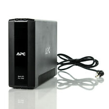 APC Back-UPS Pro 1000 BR1000G Battery Backup 600 Watts w/ Battery Conectors