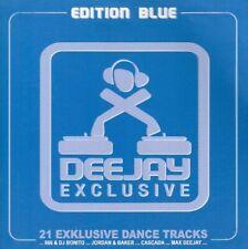 DeeJay exclusive-Edition Blue DJ Bomba, 666 & DJ Bonito, Cascada, Global .. [CD]