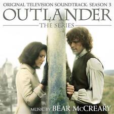 OUTLANDER Original Television Soundtrack SEASON 3 CD NEW
