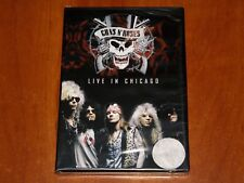 GUNS N' ROSES LIVE AT THE ROSEMONT HORIZON CHICAGO USA 1992 RARE CONCERT DVD New