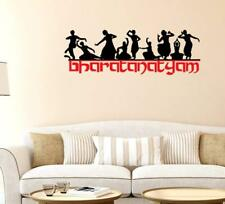 Bharatanatyam Wall Stickers Vinyl Decal Mural Home Decor Removable