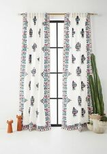 Anthropologie Embroidered Esther Crewel Curtain-50 x 96-$198 MSRP