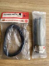 Vintage Genuine Hoover Cleaner Brushes & Cleaner Belts 4 Models 1128 New Old