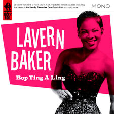 LAVERN BAKER ~ BOP TING A LING ( MONO ) BRAND  NEW SEALED CD ROCK AND ROLL