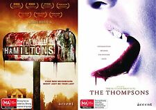 The Hamiltons (DVD) - ACC0291 and The Thompsons (DVD) - ACC0239 (Sequels)