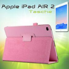 Backcover Tasche aufstellbar für Apple iPad Air 2 2014 Etui Case Hülle Motiv 4