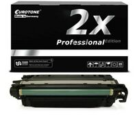 2x Pro Toner Black XXL Replaces Canon 723BK 723H CRG-723BK