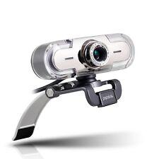 WEBCAM HD 1080p Web Cam Alta Definición Gran Apertura y Micrófono NUEVA