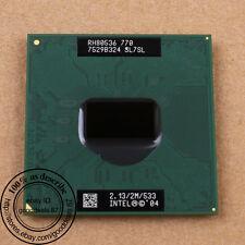 Intel Pentium M 770 - 2.13 GHz (BX80536GE2133FJ) SL7SL CPU Prozessor 533 MHz