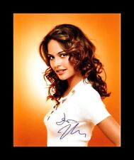 JOSIE MARAN AUTOGRAPHED SIGNED & FRAMED PP POSTER PHOTO