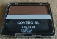 Covergirl Cheekers Bronzer 104 Golden Tan Sealed Authentic 3g (.12 oz)