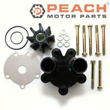 Peach Motor Parts PM-WPMP-0018A Water Pump Repair Kit (With Plastic Housing)