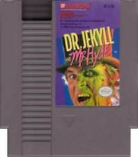 DR JEKYLL AND MR HYDE & ORIGINAL CLASSIC NINTENDO GAME NES HQ