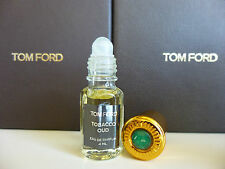 TOM FORD PRIVATE BLEND TOBACCO OUD 4ML ROLL ON EDP