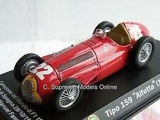ALFA ROMEO 159 ALFETTA FANGIO CAR 1951 1/43RD SCALE PACKAGED ISSUE K9786Q ~#~