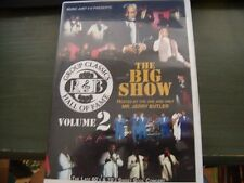 JERRY BUTLER - THE BIG SHOW DVD V2 HOSTED BY JERRY BUTLER