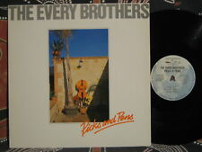 THE EVERY BROTHERS Picks & Pens 1986 OZ Folk-Rock LP NM