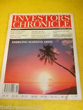 INVESTORS CHRONICLE - VICKERS - MARCH 12 1993