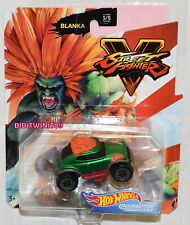 HOT WHEELS 2020 STREET FIGHTER MIX A BLANKA #3/5 CHARACTER CARS