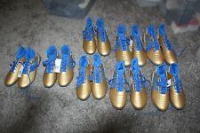 New listing Adidas Men's Predator 19.3 FG Soccer Cleats Gold/ Blue Men's Various Sizes