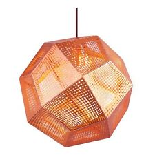 Tom Dixon Replica Etch Pendant Lamp Shade Copper