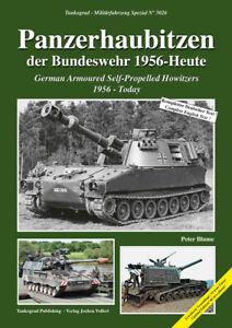 TANKOGRAD 5026 Panzerhaubitzen der Bundeswehr 1956 - Heute