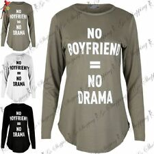 Long Sleeve Funny T-Shirts for Women