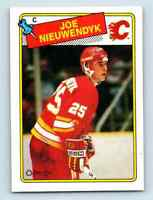 1988-89 O-Pee-Chee Joe Nieuwendyk . #16