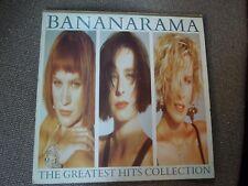 Bananarama The Greatest Hits Collection RARE Vinyl LP - 14 Track