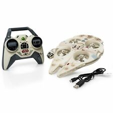 Air Hogs Star Wars Remote Control Millennium Falcon Quad Standard Packaging