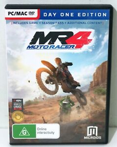 Motor Racer 4 MR4 for PC - Free Postage